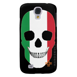 HANDSKULL Italy - Samsung Galaxy S4, Barely There Galaxy S4 Case