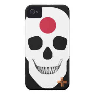 HANDSKULL Japan - IPhone 4 Barely There Univ Case-Mate iPhone 4 Case