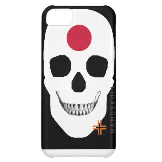 HANDSKULL Japan iPhone 5C Barely There Case-Mate