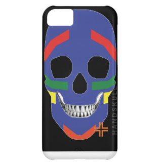 HANDSKULL McFly iPhone 5C Barely There Case-Mate