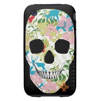 HANDSKULL Natur - IPhone 3G 3GS Case Tough Tough iPhone 3 Case