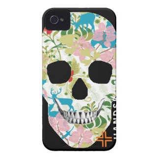 HANDSKULL Natur - IPhone 4 Barely There Universal Case-Mate iPhone 4 Case