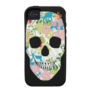 HANDSKULL Natur Och Kultur - iPhone 4S Tough iPhone 4 Cover