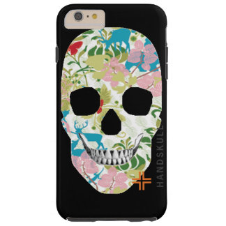 HANDSKULL Natur Och Kultur - iPhone 6 Plus, Vibe Tough iPhone 6 Plus Case