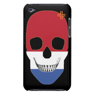 HANDSKULL Netherlands - iPod Touch Barely 4th Gene iPod Case-Mate Case