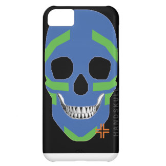 HANDSKULL Nomad iPhone 5C Barely There Case-Mate