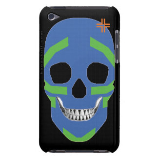 HANDSKULL Nomad - iPod Touch Barely 4th Generation iPod Case-Mate Case