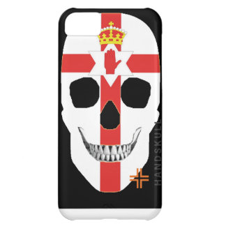 HANDSKULL Northern Ireland iPhone 5C Barely There iPhone 5C Case