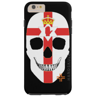 HANDSKULL Northern Ireland - iPhone 6 Plus, Vibe Tough iPhone 6 Plus Case