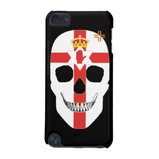 HANDSKULL Northern Ireland - iPod Touch 5g Barely iPod Touch (5th Generation) Cover