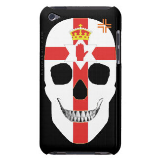 HANDSKULL Northern Ireland - iPod Touch Barely 4th iPod Touch Case