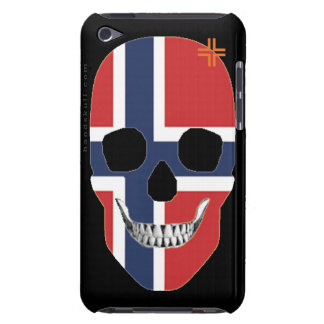 HANDSKULL Norway - iPod Touch Barely 4th Generatio iPod Touch Case