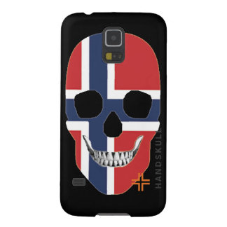 HANDSKULL Norway - Samsung Galaxy S5, Barely There Galaxy S5 Cover