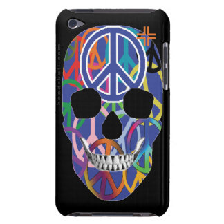 HANDSKULL Peace - iPod Touch Barely 4th Generation Case-Mate iPod Touch Case