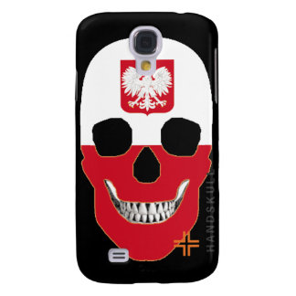 HANDSKULL Poland - Samsung Galaxy S4, Barely There Galaxy S4 Case
