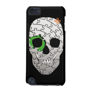 HANDSKULL Puzzle - iPod Touch 5g Barely iPod Touch 5G Covers