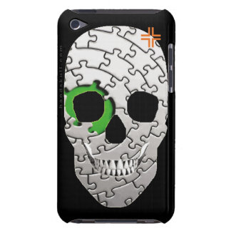 HANDSKULL Puzzle - iPod Touch Barely 4th Generatio iPod Touch Cases