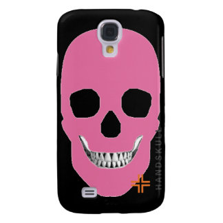 HANDSKULL Rebel Pink - Samsung Galaxy S4, Barely T Galaxy S4 Case