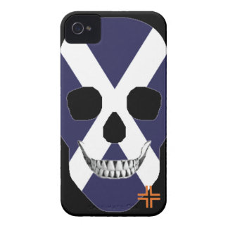 HANDSKULL Scotland - IPhone 4 Barely There Univ iPhone 4 Covers