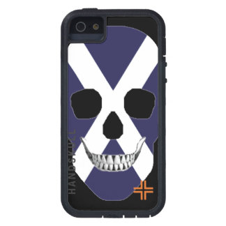 HANDSKULL Scotland - iPhone 5/5S Tough Xtreme iPhone 5 Cover