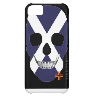HANDSKULL Scotland iPhone 5C Barely There Case-Mat iPhone 5C Case