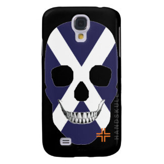 HANDSKULL Scotland - Samsung Galaxy S4, Barely The Galaxy S4 Case