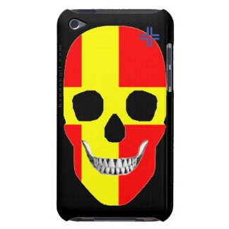 HANDSKULL Skåne - iPod Touch Barely 4th Generation Case-Mate iPod Touch Case