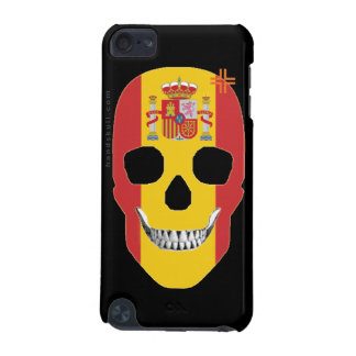 HANDSKULL Spain - iPod Touch 5g Barely iPod Touch (5th Generation) Cover
