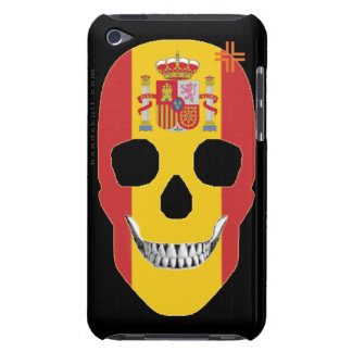 HANDSKULL Spain - iPod Touch Barely 4th Generation Barely There iPod Cover
