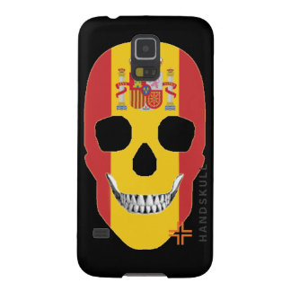 HANDSKULL Spain - Samsung Galaxy S5, Barely There Case For Galaxy S5