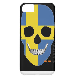 HANDSKULL Sweden iPhone 5C Barely There Case-Mate