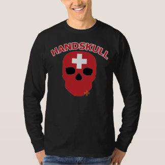 HANDSKULL Switzerland - Basic Long Sleeve T-Shirt