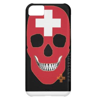 HANDSKULL Switzerland iPhone 5C Barely There Case- iPhone 5C Case