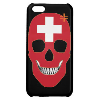 HANDSKULL Switzerland - iPhone 5C Glossy Finish Cover For iPhone 5C