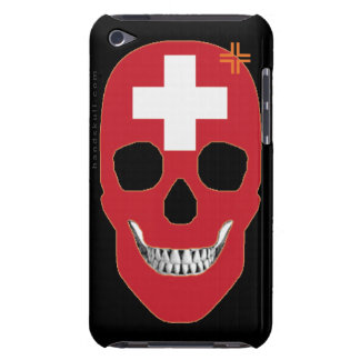 HANDSKULL Switzerland - iPod Touch Barely 4th Gene Case-Mate iPod Touch Case
