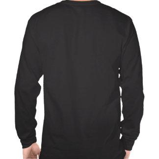 HANDSKULL Trevligt att Träffas - Cross Basic Long T Shirt