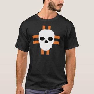 HANDSKULL Trevligt att Träffas - Cross Dark T-Shir T-Shirt