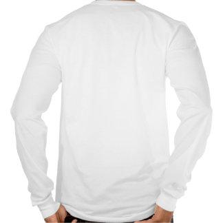 HANDSKULL Trevligt att Träffas - Cross Jersey Long T Shirts