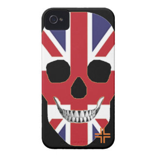 HANDSKULL UK - iPhone 4 Barely There Univ iPhone 4 Case-Mate Case