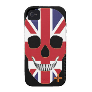 HANDSKULL UK - iPhone 4 Vibe Case Vibe iPhone 4 Cases