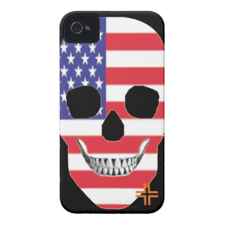 HANDSKULL USA - IPhone 4 Barely There Univ iPhone 4 Cases