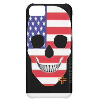HANDSKULL USA iPhone 5C Barely There Case-Mate