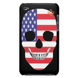 HANDSKULL USA - iPod Touch Barely 4th Generation Barely There iPod Covers