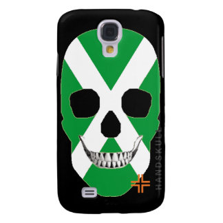 HANDSKULL Utopia - Samsung Galaxy S4, Barely There Galaxy S4 Case