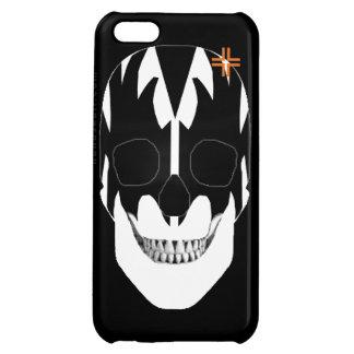 HANDSKULL Vampire - iPhone 5C Glossy Finish Cover For iPhone 5C