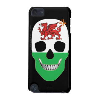 HANDSKULL Wales - iPod Touch 5g Barely iPod Touch (5th Generation) Cover