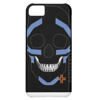 HANDSKULL Warrior iPhone 5C Barely There Case-Mate