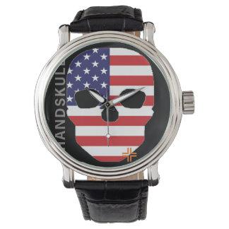Handskull Watch USA / Sports Watch