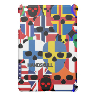 HANDSKULL World Case Speck Ipad White iPad Mini Case