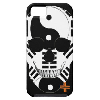HANDSKULL Ying Yang - IPhone 5 Case Vibe